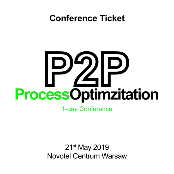P2P_Process_Optimizationt_Conference-ticket_Warsaw_connect-minds
